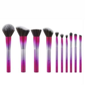 BH Cosmetics Royal Affair 10pc Metalized Brush Set